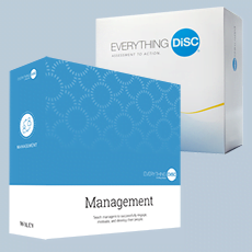 facilitation kit for Everything DiSC Management