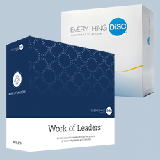 facilitation kit for Everything DiSC work of Leader